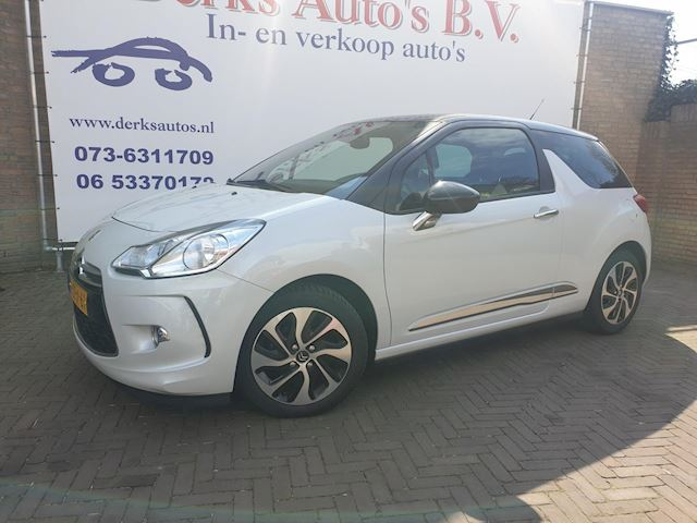 Citroen DS3 1.6 BlueHDi So Chic LEER