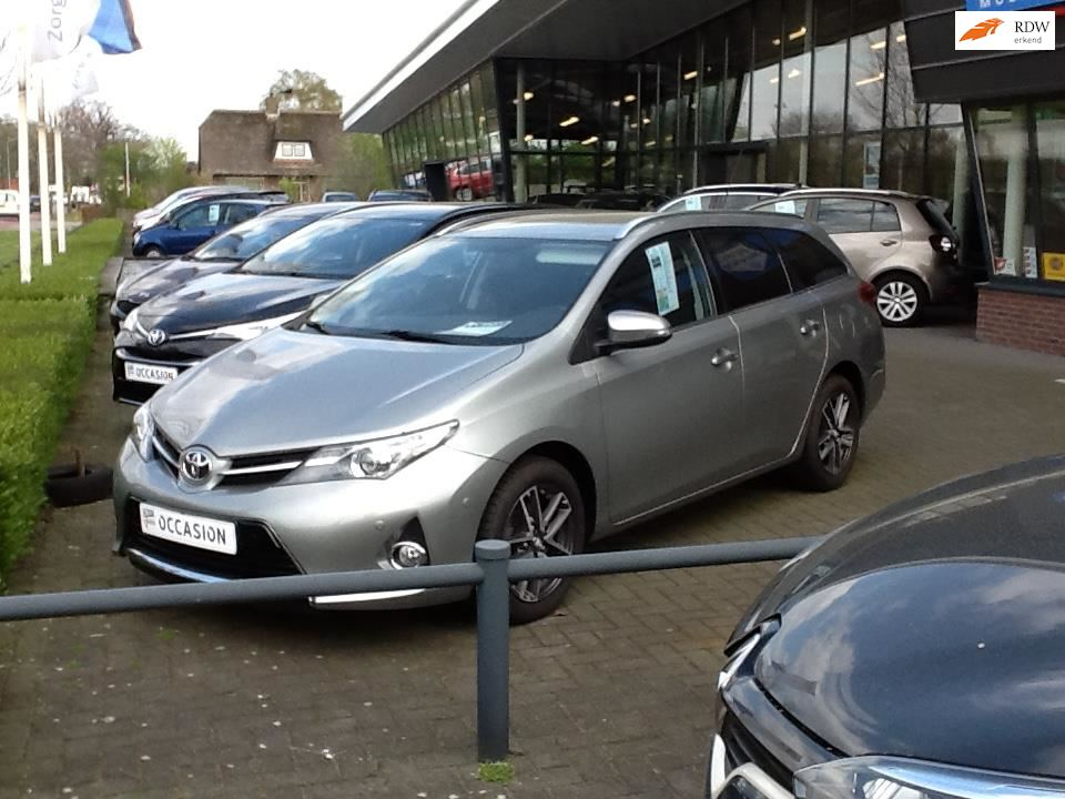 Toyota Auris Touring Sports occasion - FY Auto's B.V.