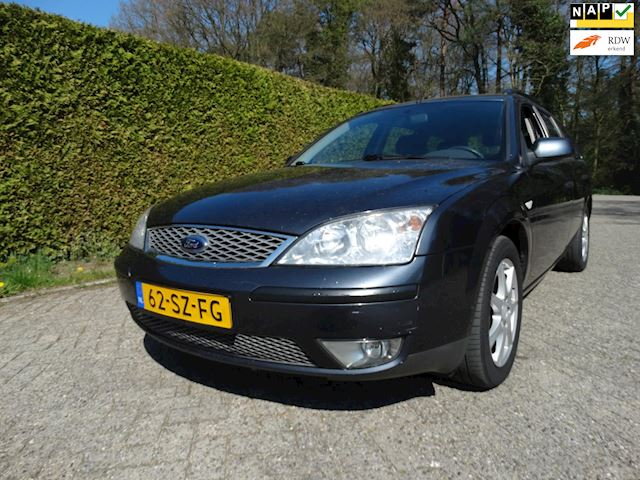 Ford Mondeo Wagon 2.0 TDCi Champion INRUILKOOPJE!!