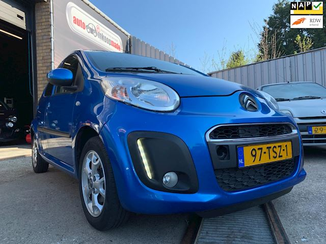 Citroen C1 1.0 First Edition /5 drs 2012 LED