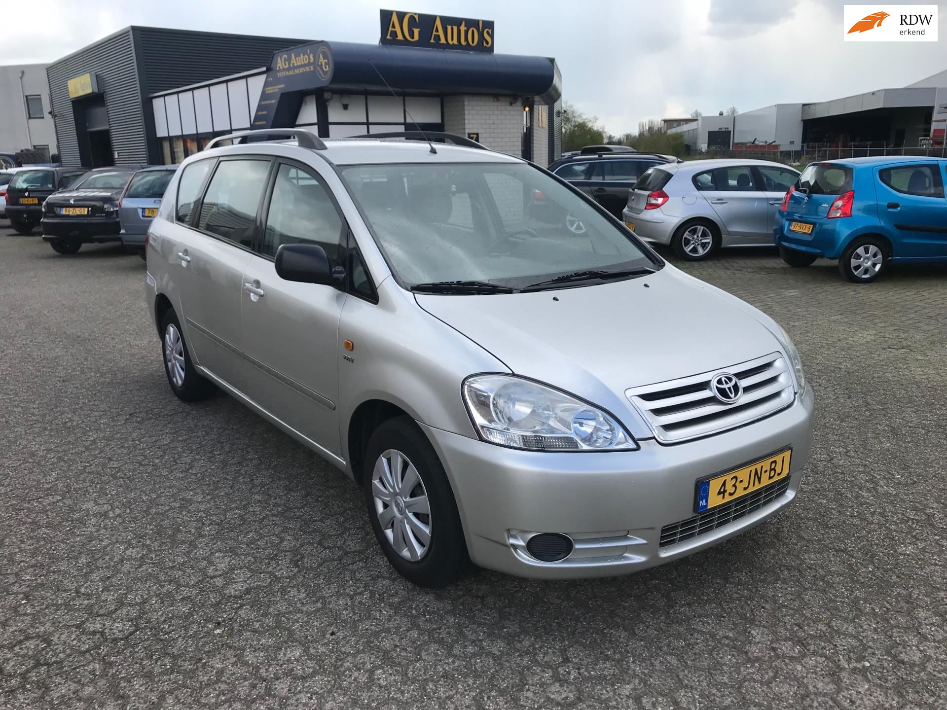 Toyota Avensis Verso occasion - AG Auto's