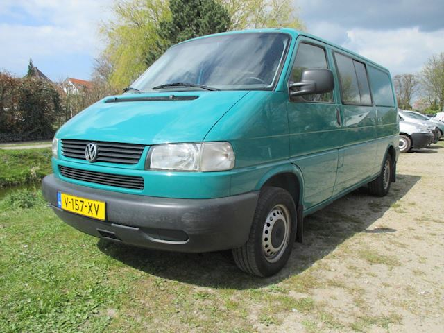Volkswagen Transporter 2.5 TDI 332 syncro DC Airco