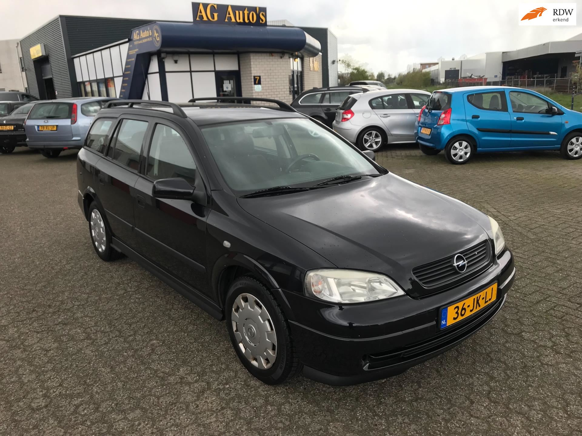 Opel Astra Wagon occasion - AG Auto's