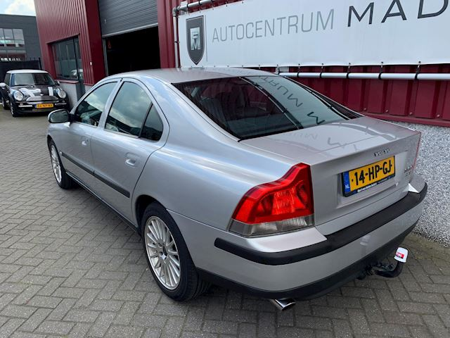 Volvo S60 2.4 T Geartronic 200 PK // Automaat // Clima // Leer