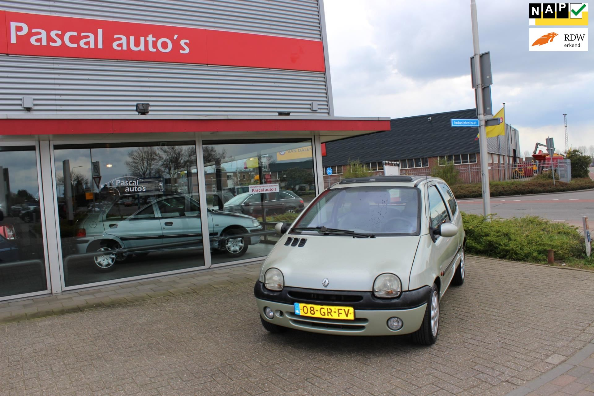Renault Twingo occasion - Pascal Auto's