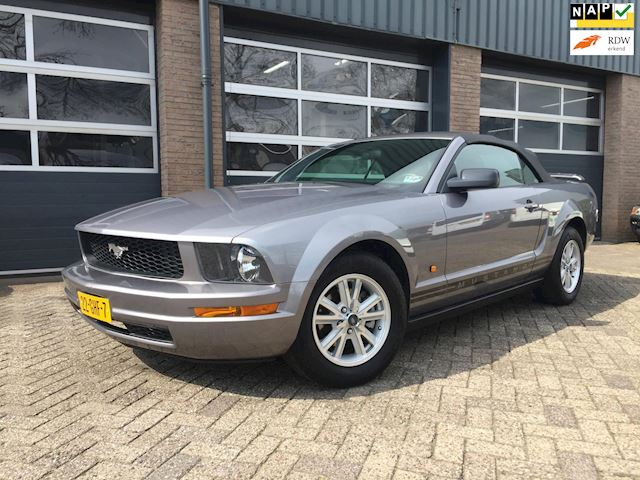 Ford USA Mustang 4.0 V6 Automaat Cabrio