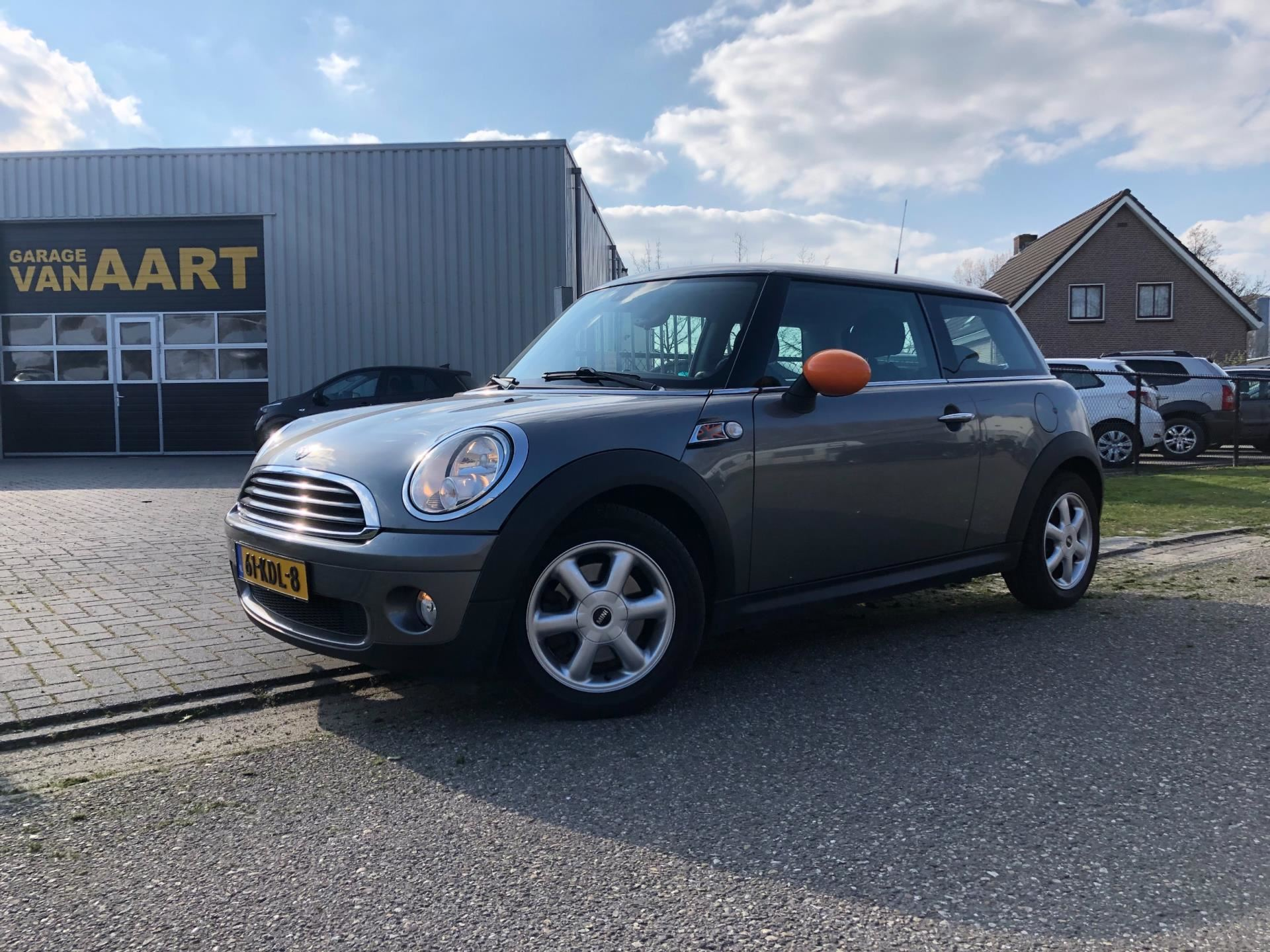 Mini Mini occasion - Garage van Aart