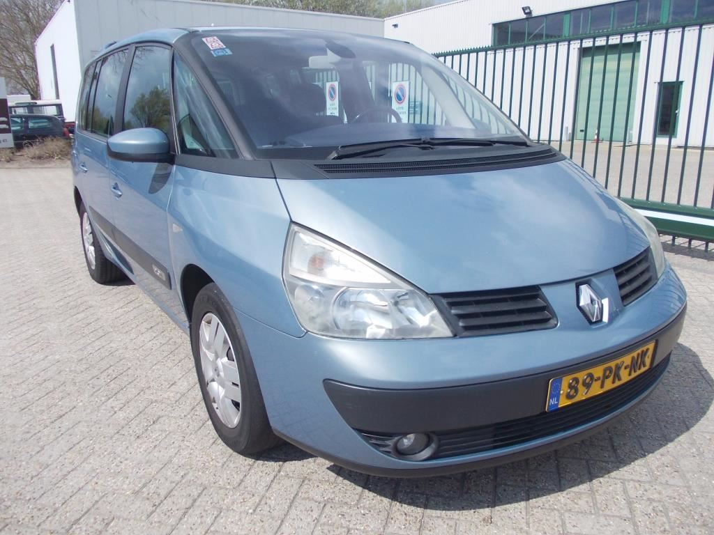 Renault Espace occasion - Oskamp Occasions