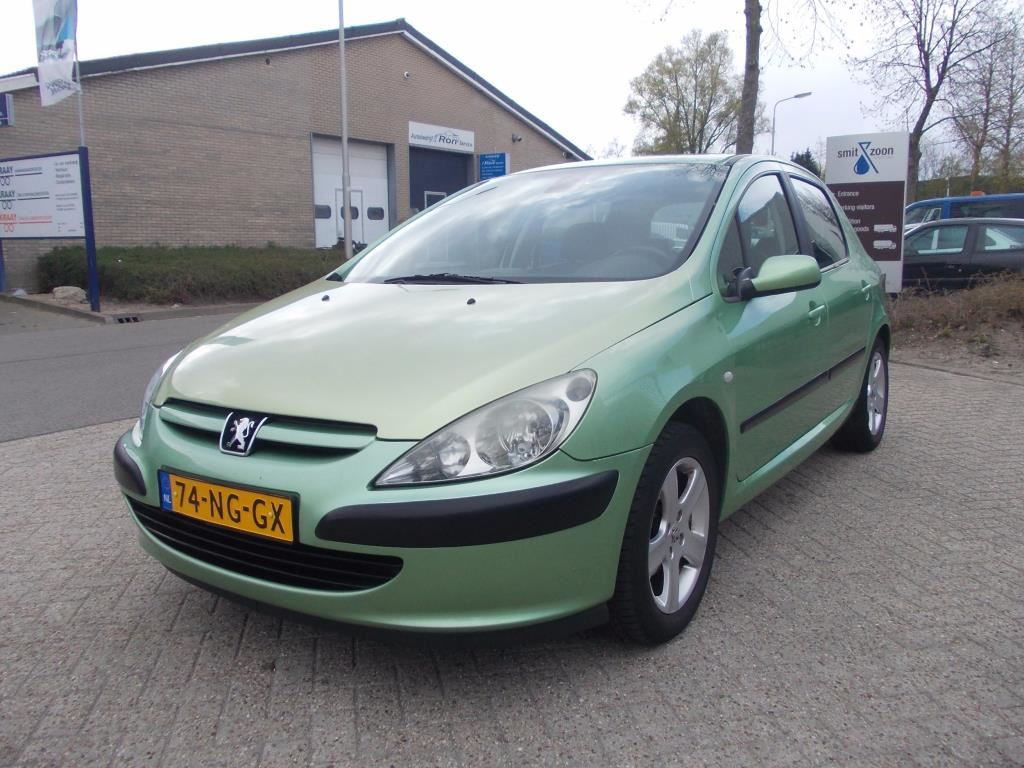 Peugeot 307 occasion - Oskamp Occasions