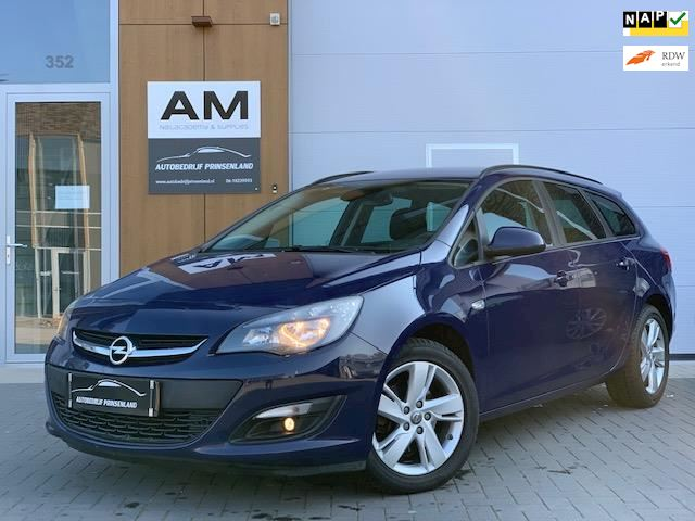 Opel Astra Sports Tourer 2.0 CDTi Edition | Cosmo | 165 PK |