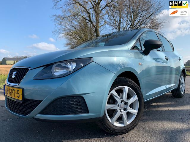 Seat Ibiza 1.4 Reference / airco 5 drs nw model