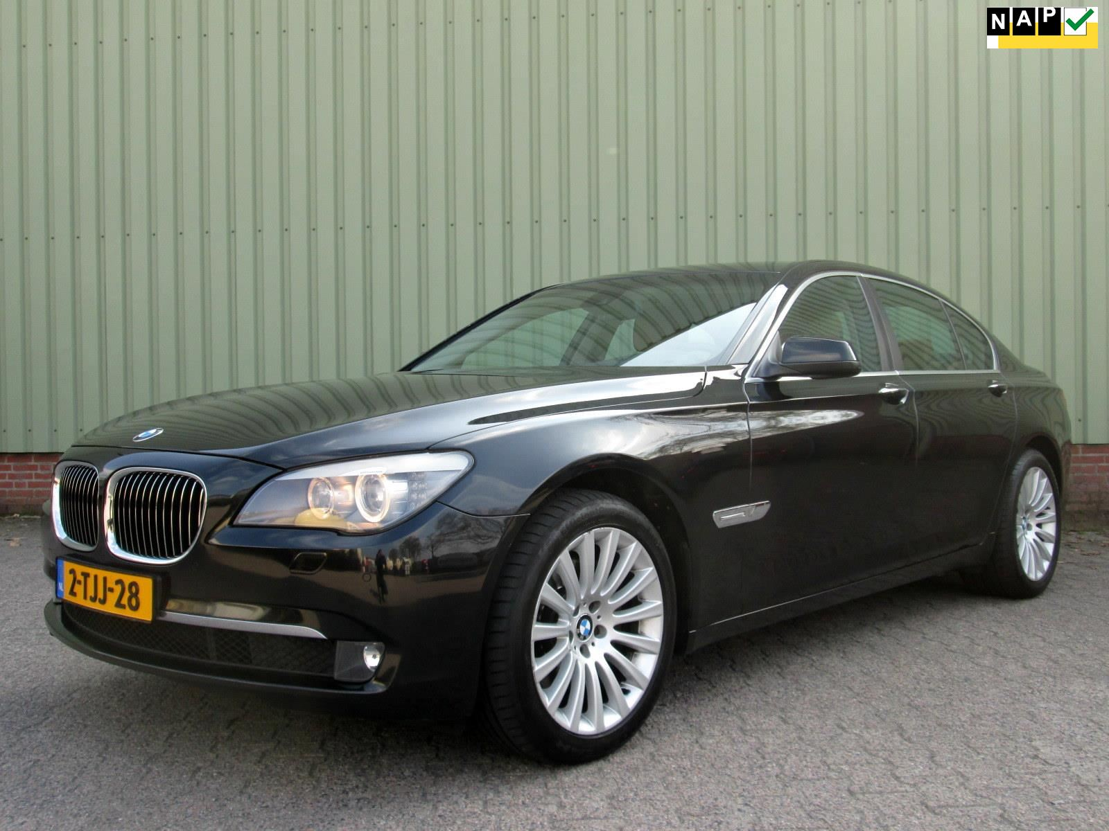 BMW 7-serie occasion - Autoland Oss