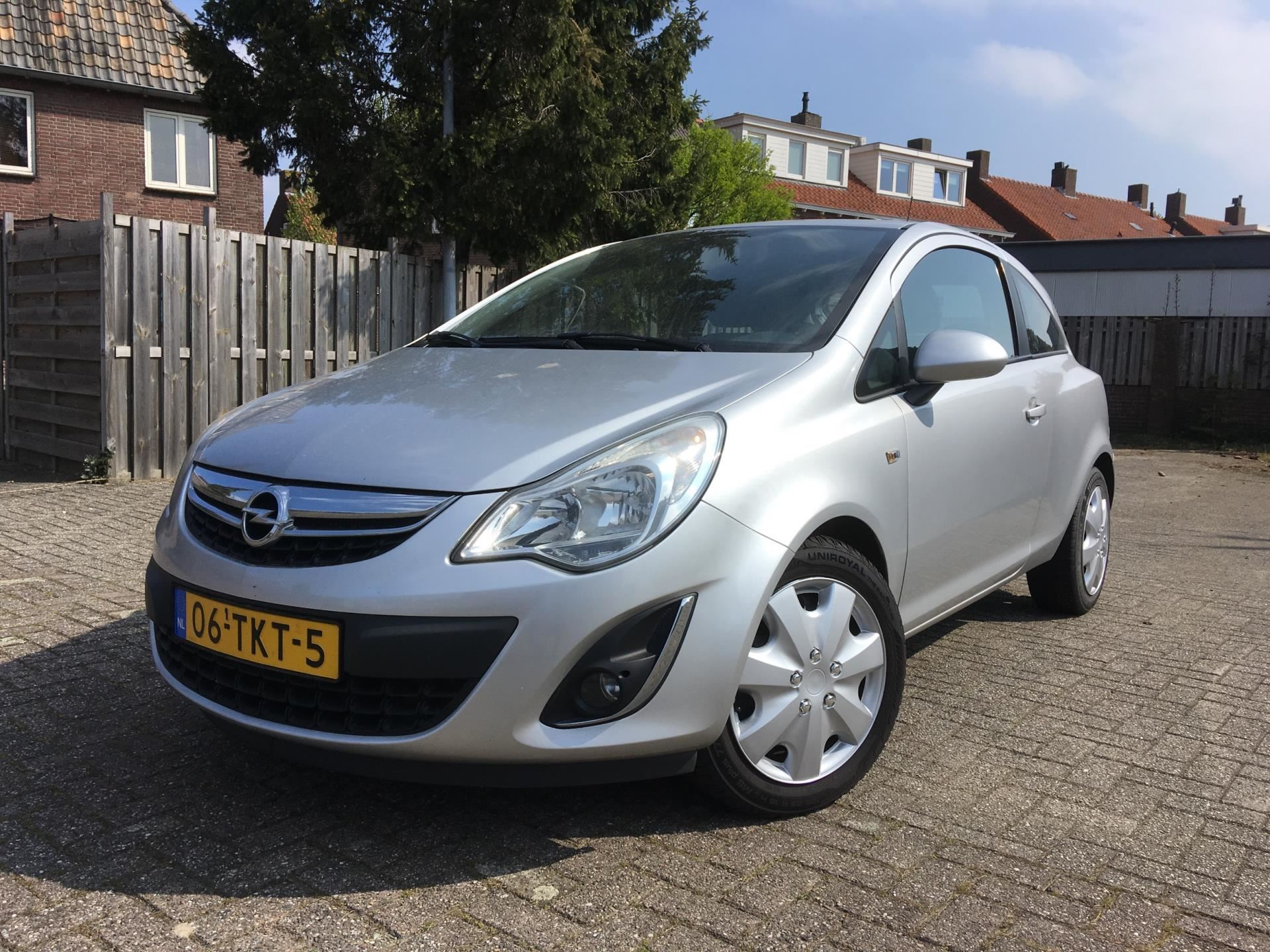 Opel Corsa occasion - Joris Automotive