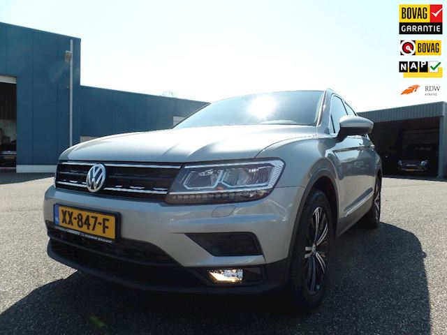 Volkswagen Tiguan 1.4 TSI ACT Comfortline Business TREKHAAK OPTIE