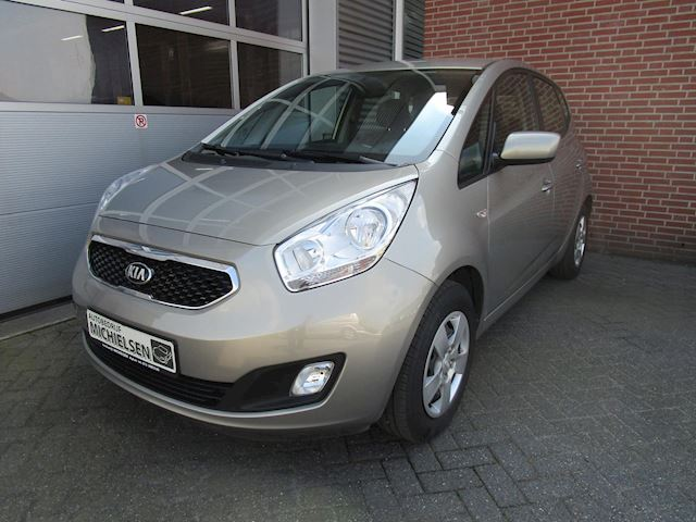 Kia Venga 1.6 CVVT ExecutiveLine