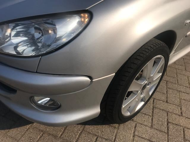 Peugeot 206 CC occasion - Henk CuppenAuto's