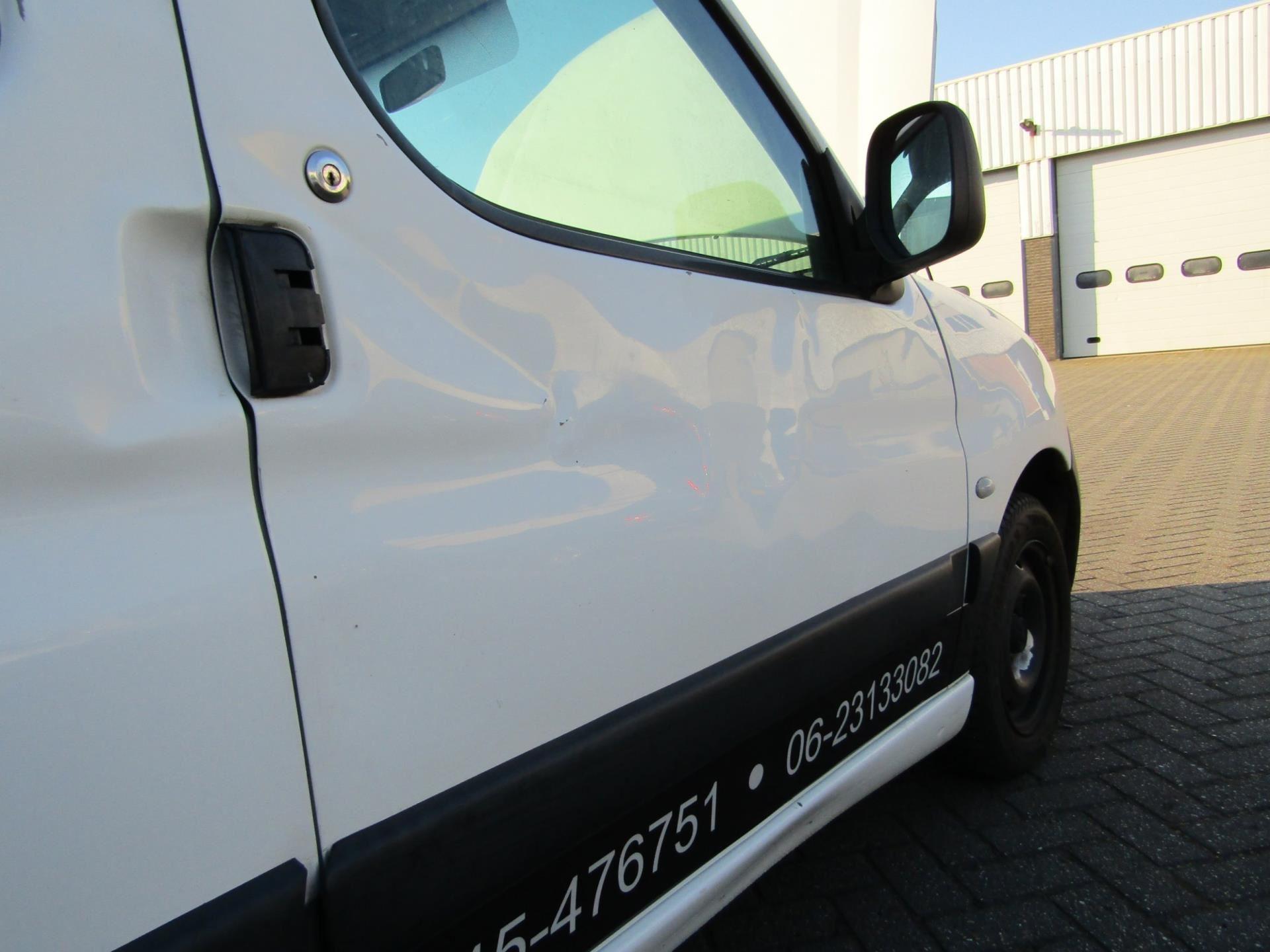 Peugeot Partner occasion - schouten autotechniek