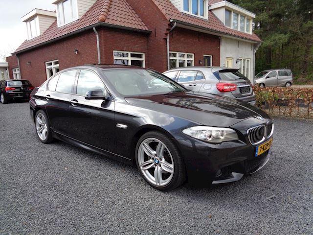 BMW 5-serie 520d Executive M-Pakket Schuifdak Xenon Navi Leder