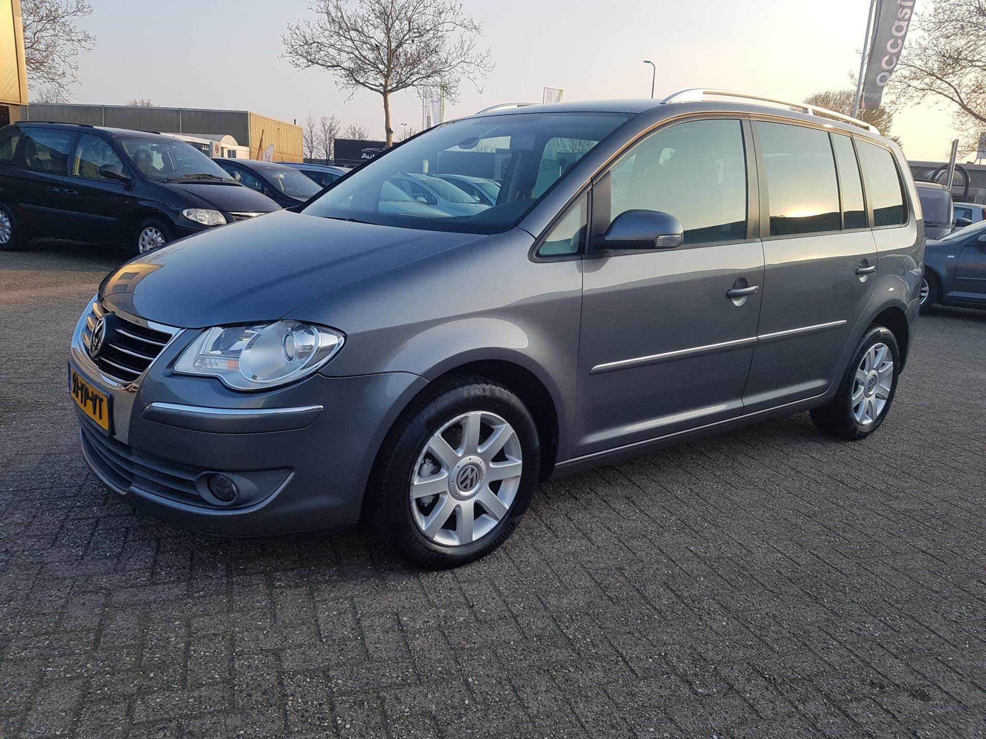 Volkswagen Touran occasion - Twin cars