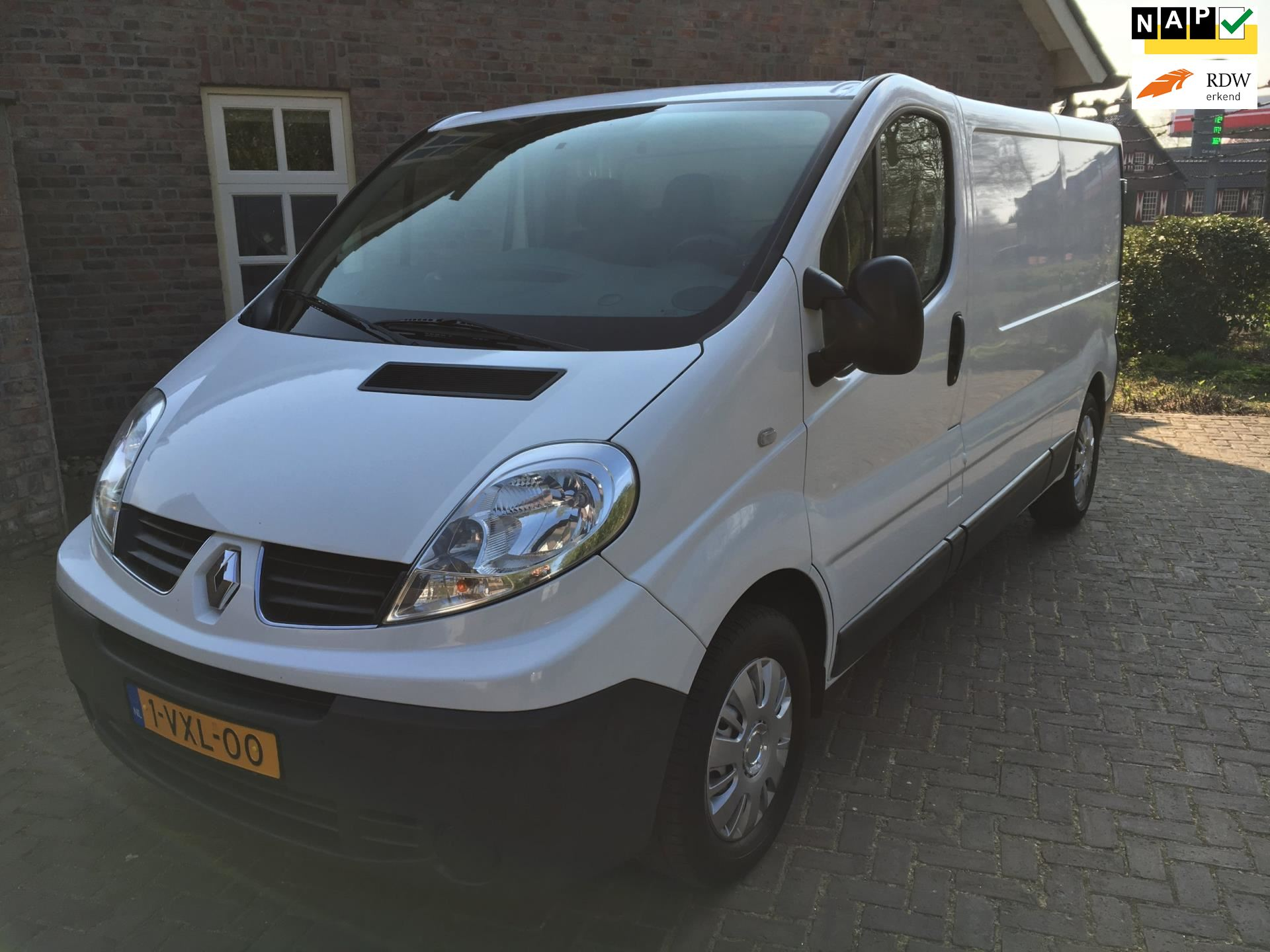 Renault Trafic occasion - Verwijst Auto's B.V.