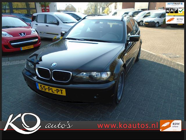 BMW 3-serie Touring 320d Lifestyle Edition
