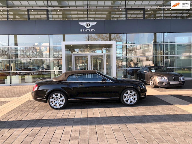 Bentley Continental GT 6.0 W12 GTC incl Nederlands kenteken