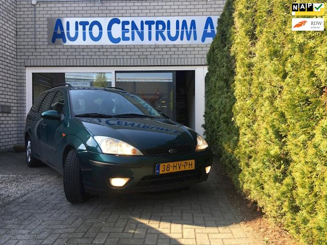 Ford Focus Wagon 1.6-16V Cool Edition Mooie kilometerstand