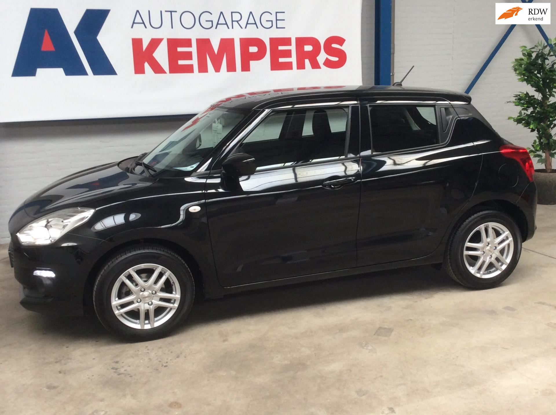 Suzuki Swift occasion - Handelsonderneming P. Kempers