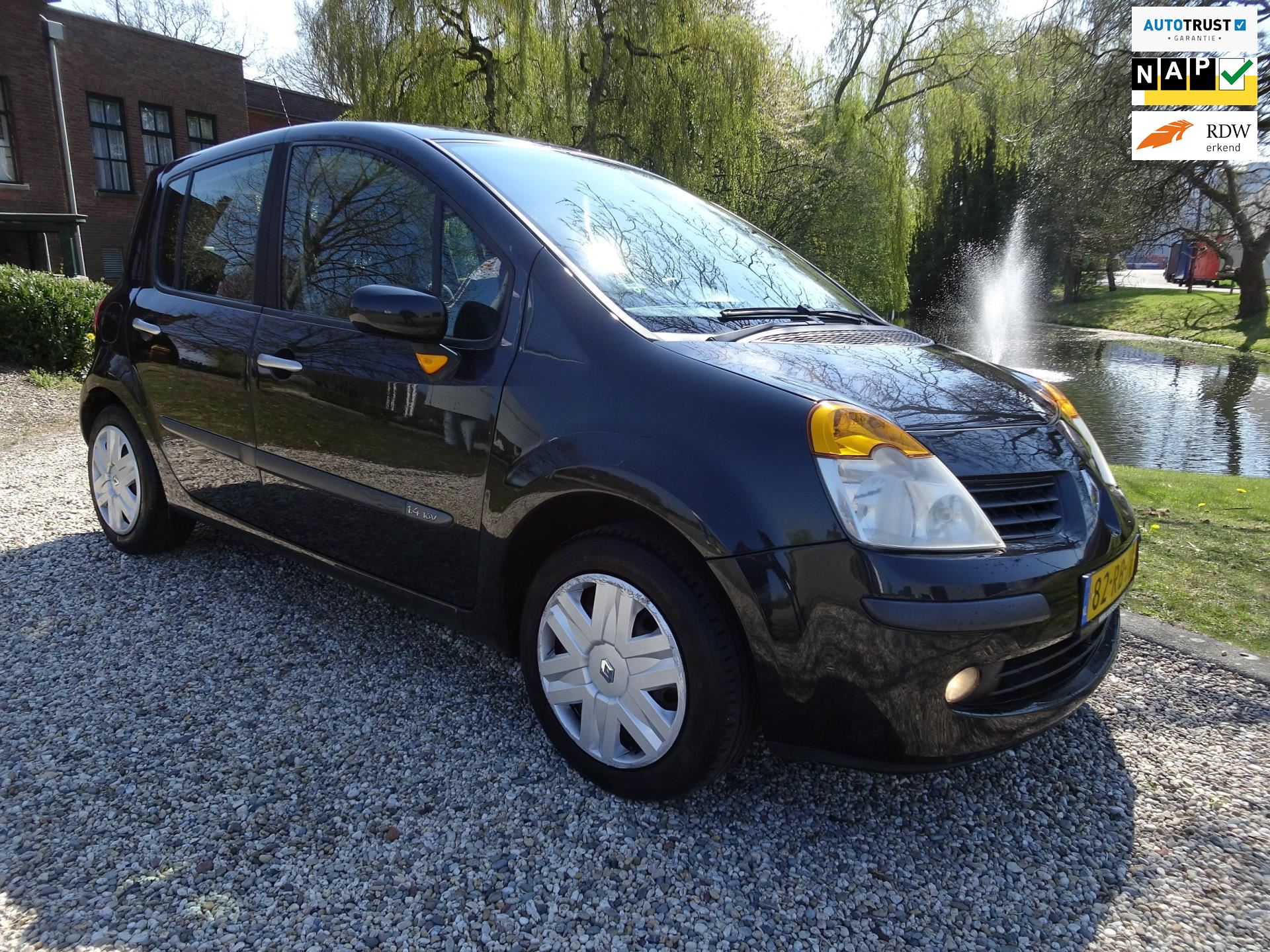 Renault Modus occasion - Andreas Auto's