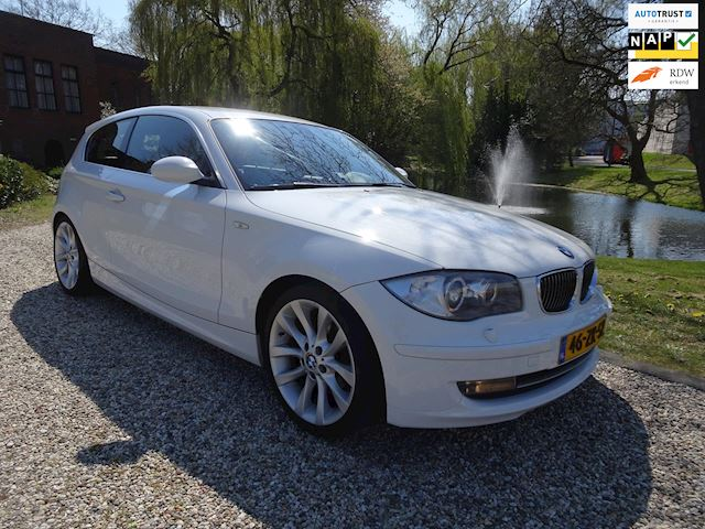 BMW 1-serie 116i Business Line XENON/sportleer/AIRCO/cruise *apk:06-2019*