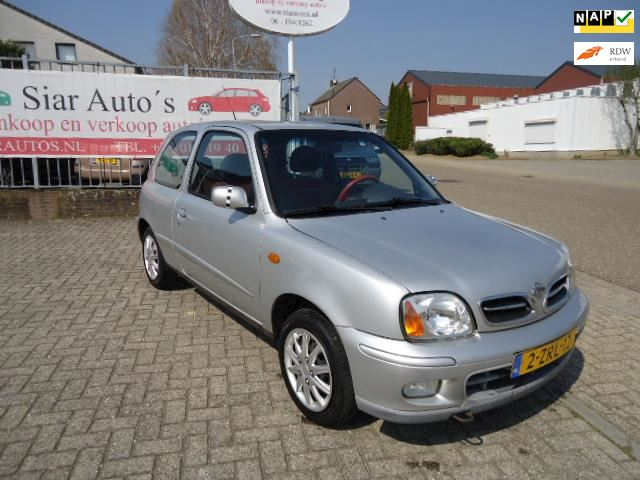 Nissan Micra 1.4 Miracle Airco nette auto A.P.K