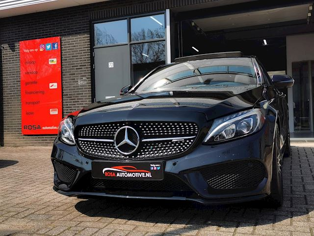 Mercedes-Benz C-klasse C43 AMG /9-GTRONIC / PANO /HEAD-UP / BURMESTER /360° CAMERA INC. BTW garantie