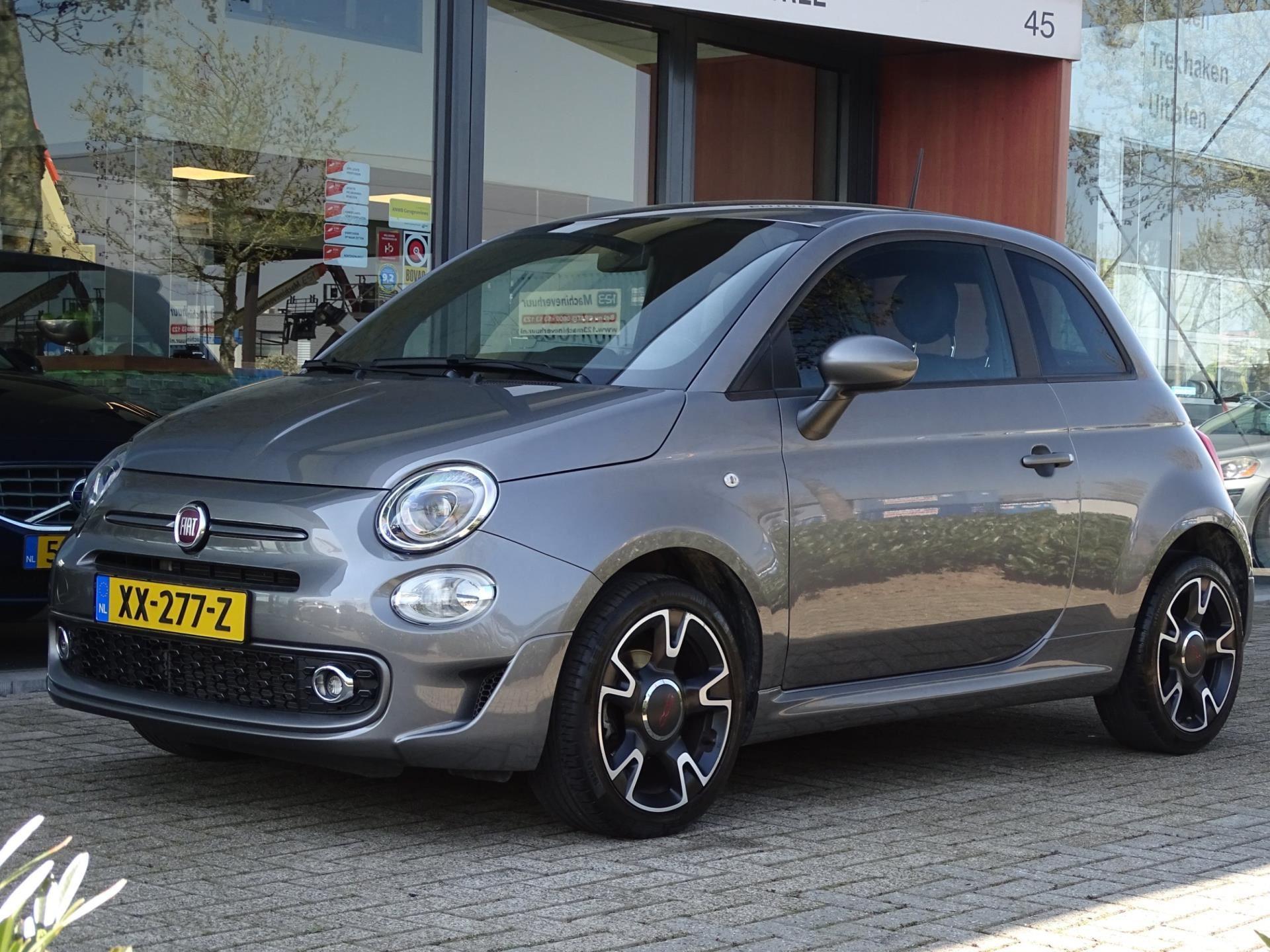 Fiat 500 occasion - Autobedrijf van Gorkum