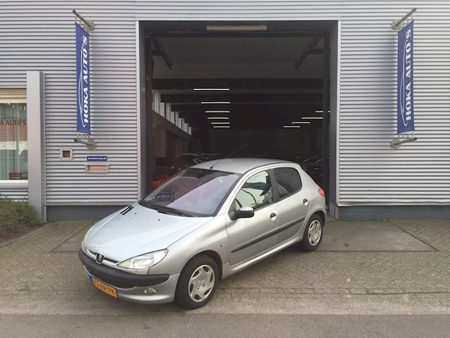 Peugeot 206 1.4 Gentry 5-Deurs Airco/Clima