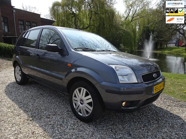 Ford Fusion 1.6-16V Luxury AIRCO *apk:06-2019* INRUILKOOPJE