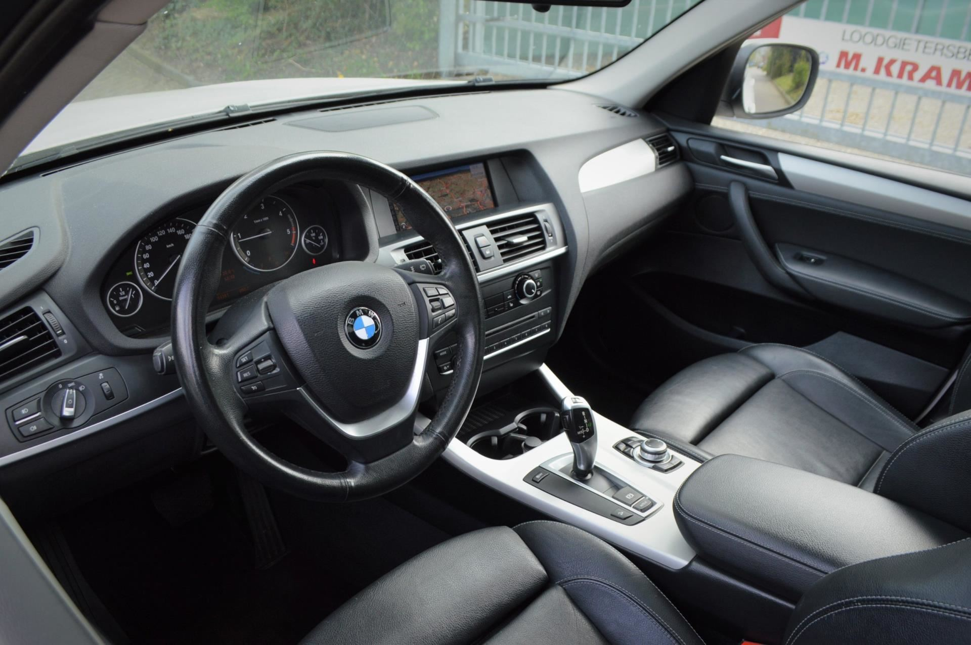 BMW X3 occasion - Occasions Epe