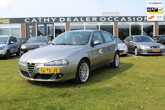 Alfa Romeo 147 occasion - Cathy Dealer Occasions