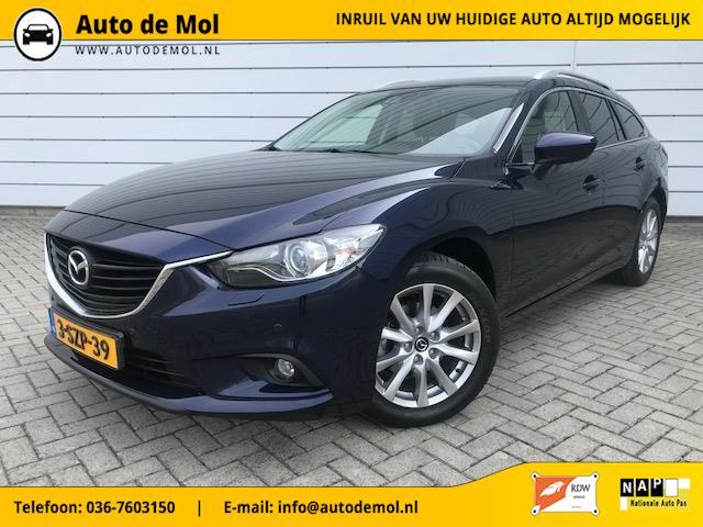 Mazda 6 occasion - Auto de Mol