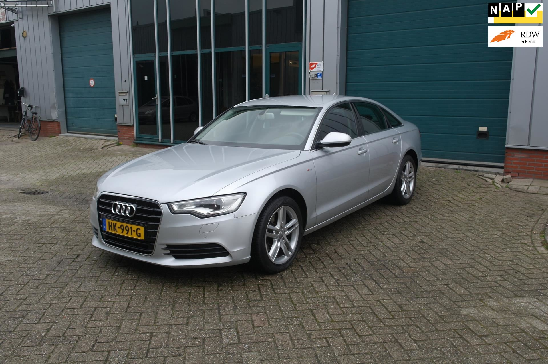 Audi A6 occasion - Wolters Autohandel