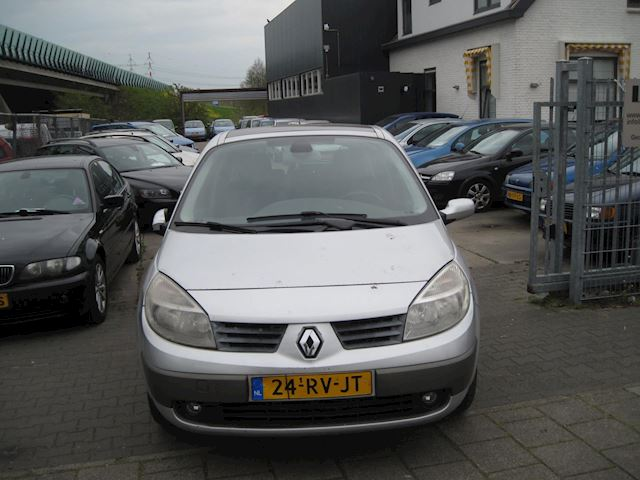 Renault Grand Scénic 2.0-16V Privilège Luxe 7 pers airco nap apk