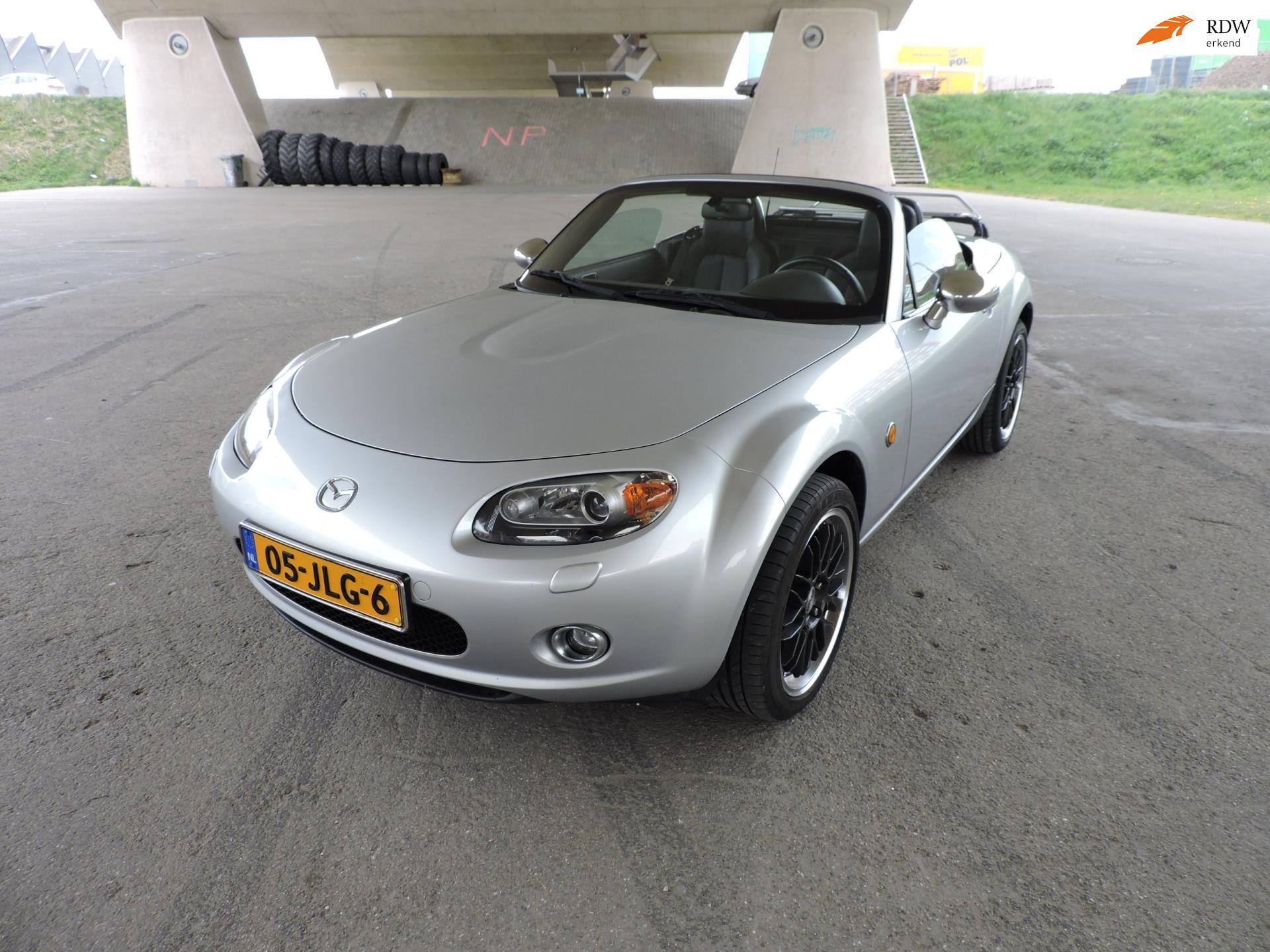 Mazda MX-5 occasion - TZT Nederland