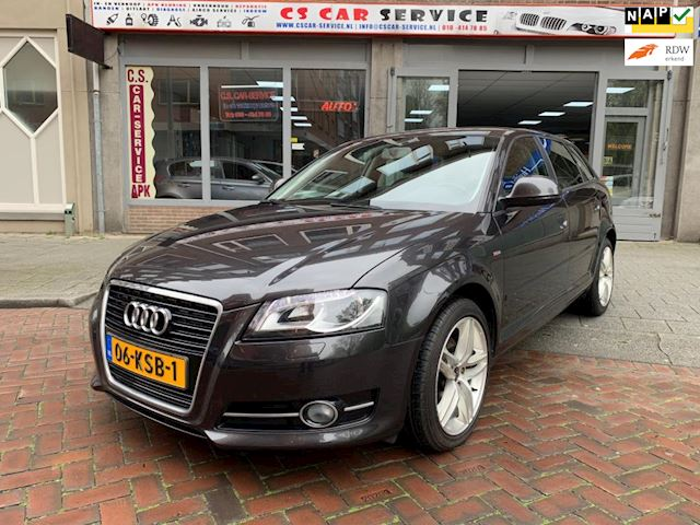Audi A3 Sportback 1.4 TFSI Attraction Pro Line LED / Leer / NAP
