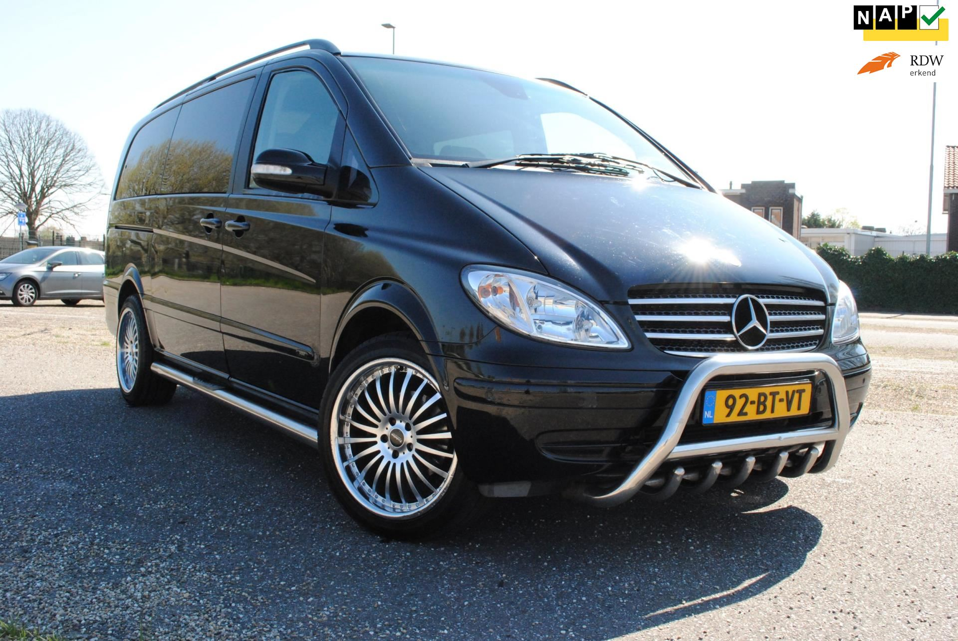 Mercedes-Benz Viano occasion - Brilliant Auto