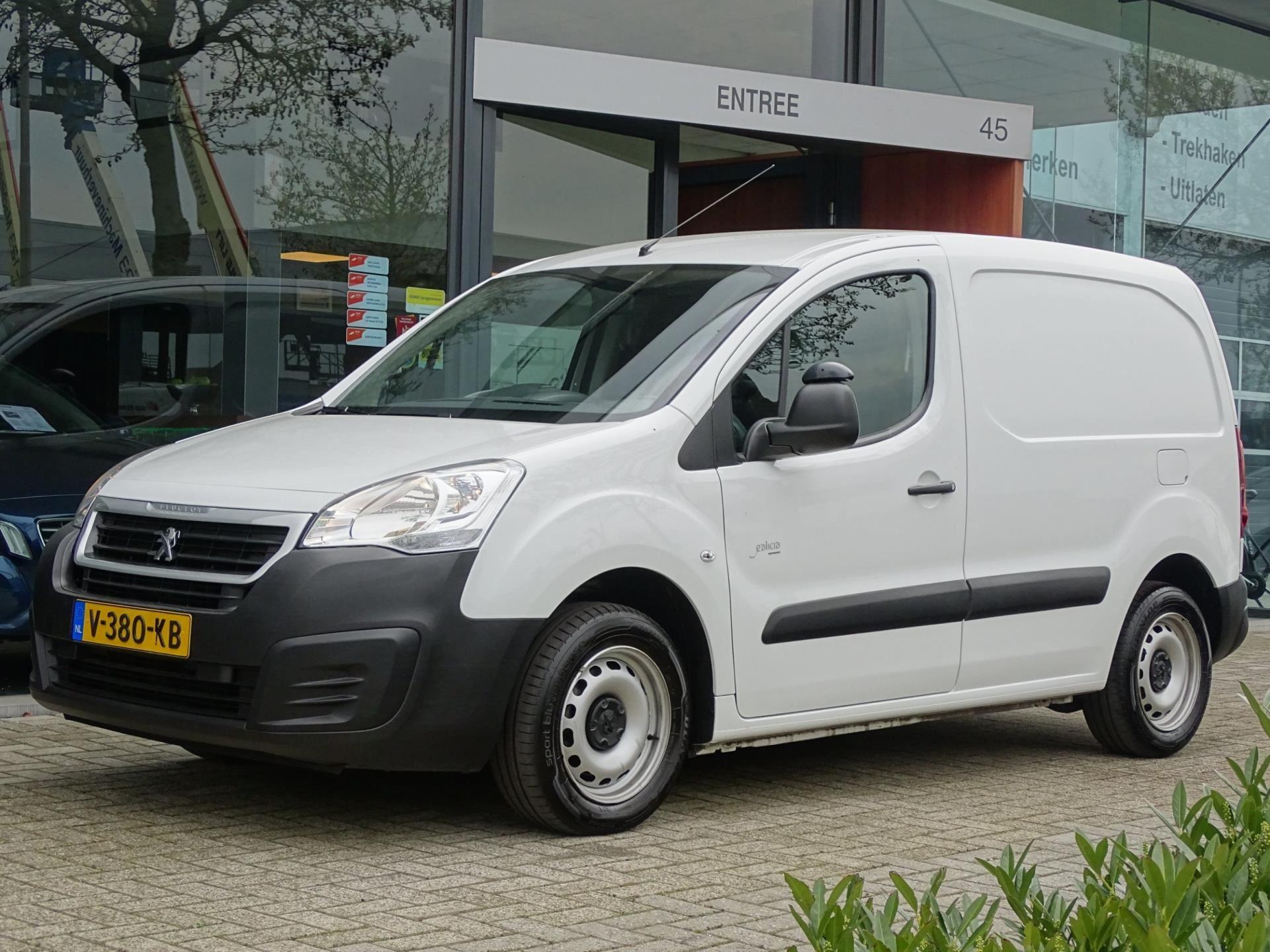 Peugeot Partner occasion - Autobedrijf van Gorkum