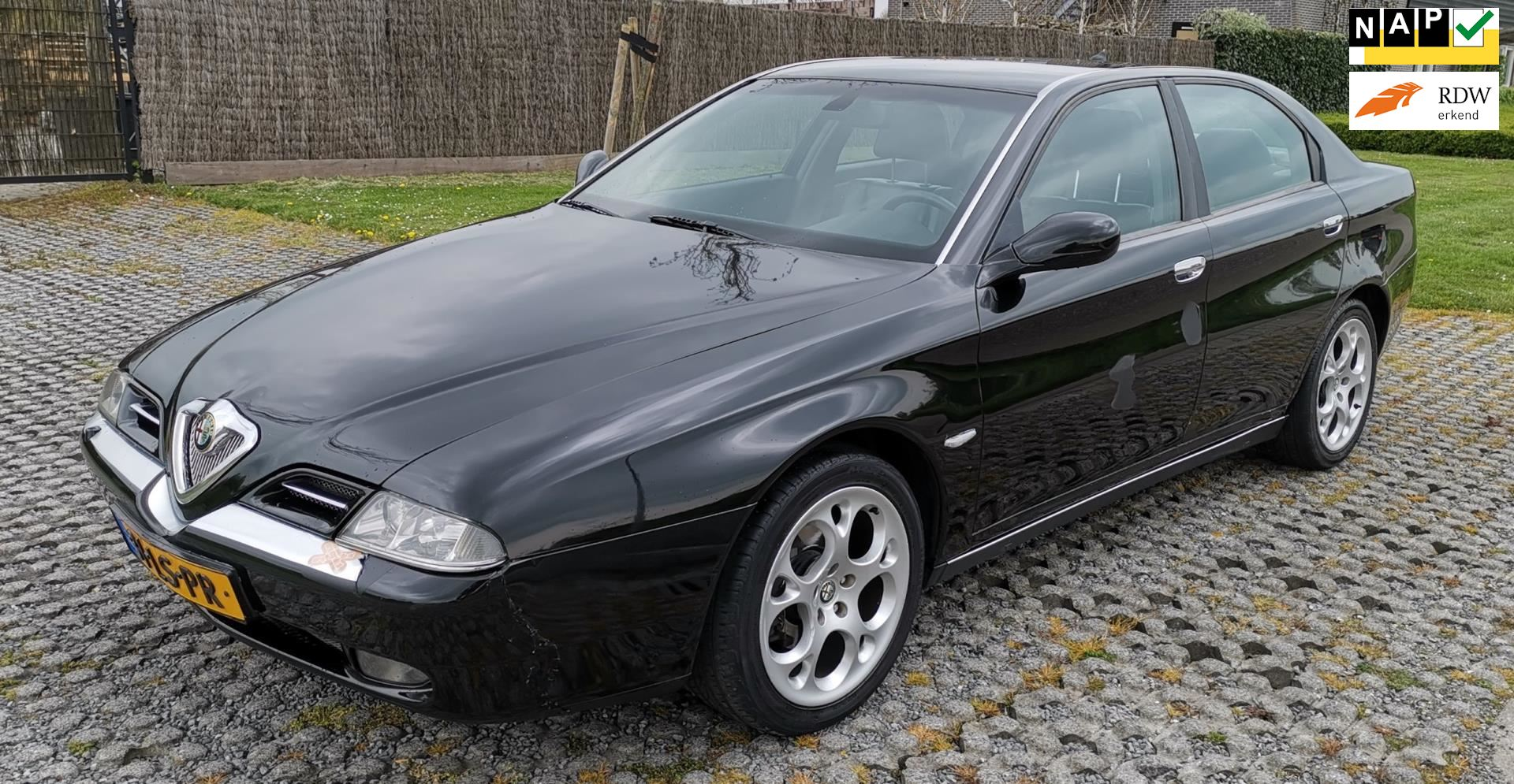Alfa Romeo 166 occasion - Car Trade Nass