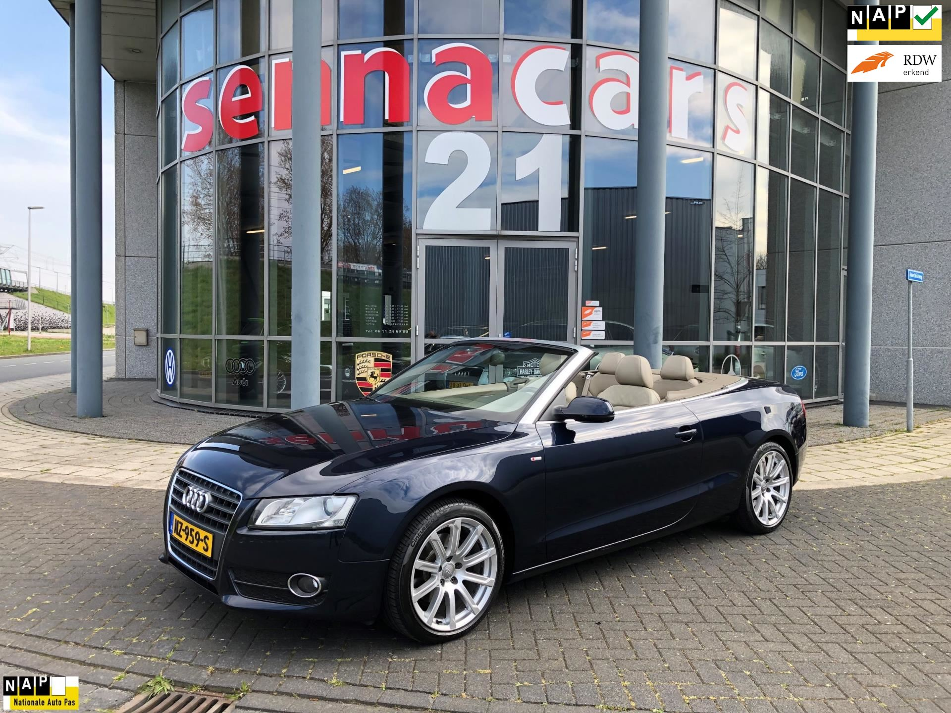 Audi A5 Cabriolet occasion - Senna Cars
