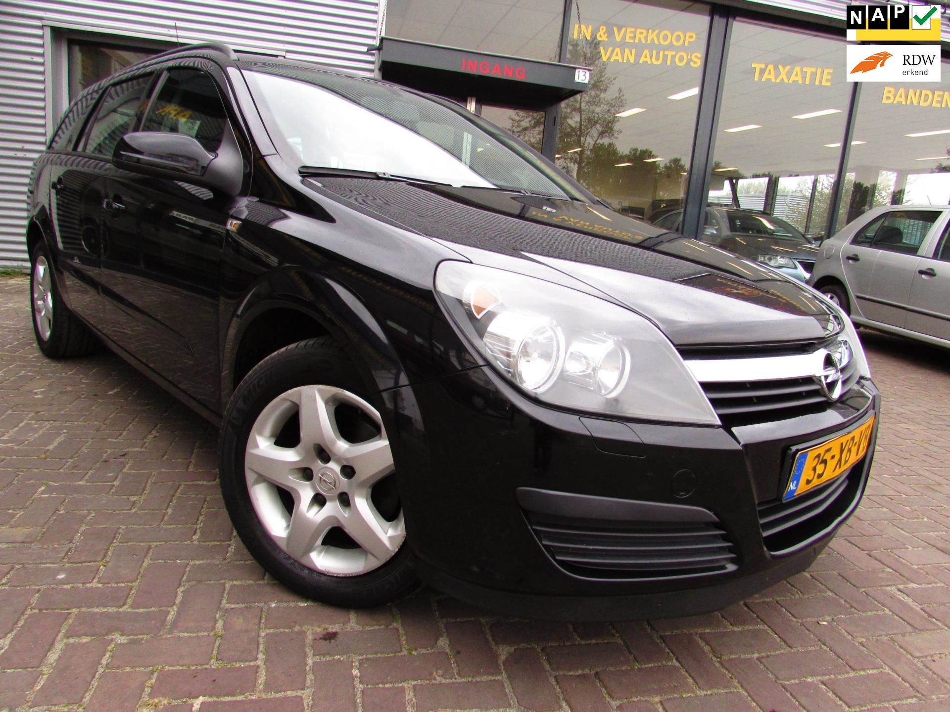Opel Astra Wagon occasion - D&M Cars