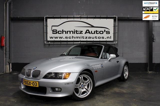 BMW Z3 Roadster 2.8 R6 Widebody Automaat