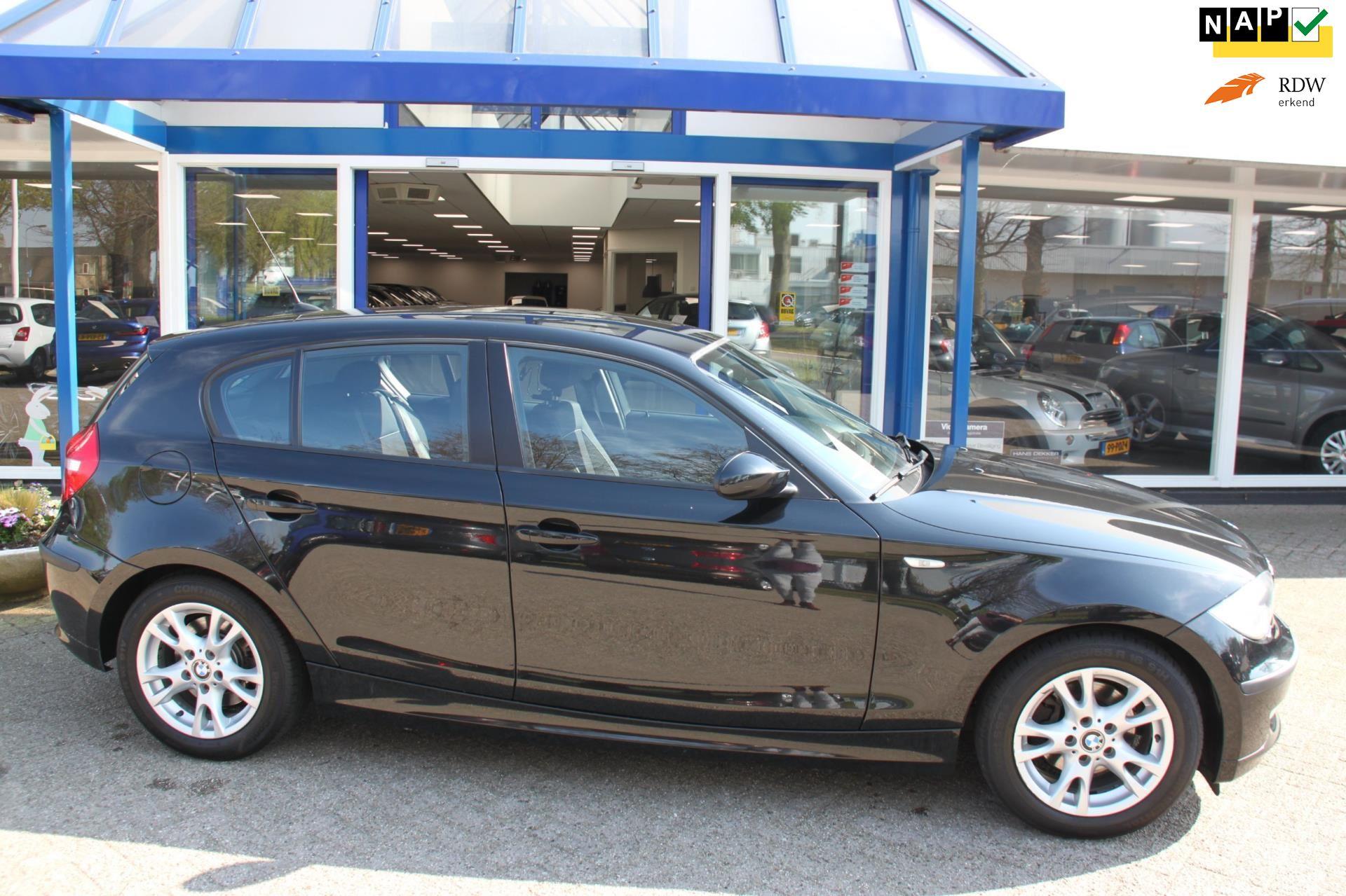 BMW 1-serie occasion - HDA Wijchen B.V.