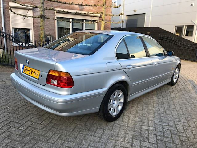 BMW 5-serie 520i Executive nap! youngtimer!